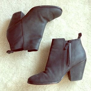 Black Cole Haan Chesney Boots